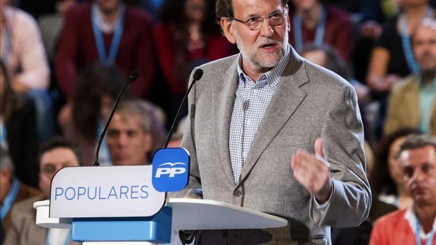 Rajoy promete tomar la iniciativa contra corrupción hasta fin de legislatura