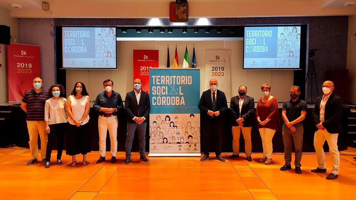 Presentación de 'Territorio social Córdoba'.