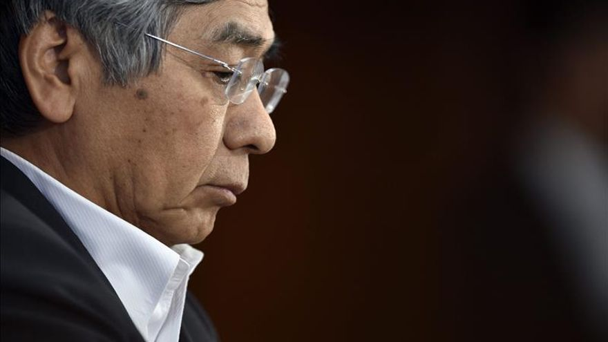 El Banco de Japón deja intactas sus políticas pese a la recesión