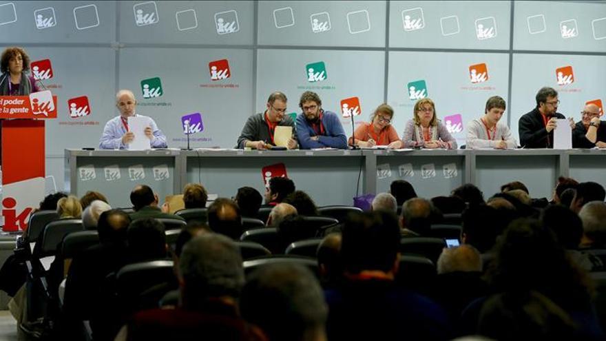 IUCM propone como candidato a la Comunidad de Madrid a Luis García Montero