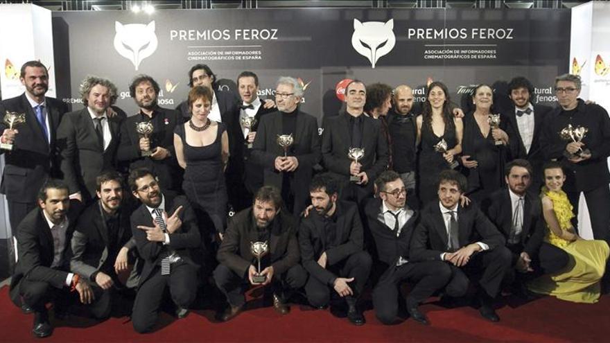 "La gala de los Premios Feroz generó catorce ""trending topics"" en Twitter"