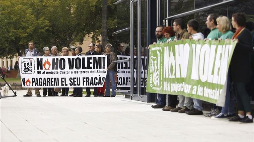 Aplazada la declaración del redactor de la declaración ambiental de Castor