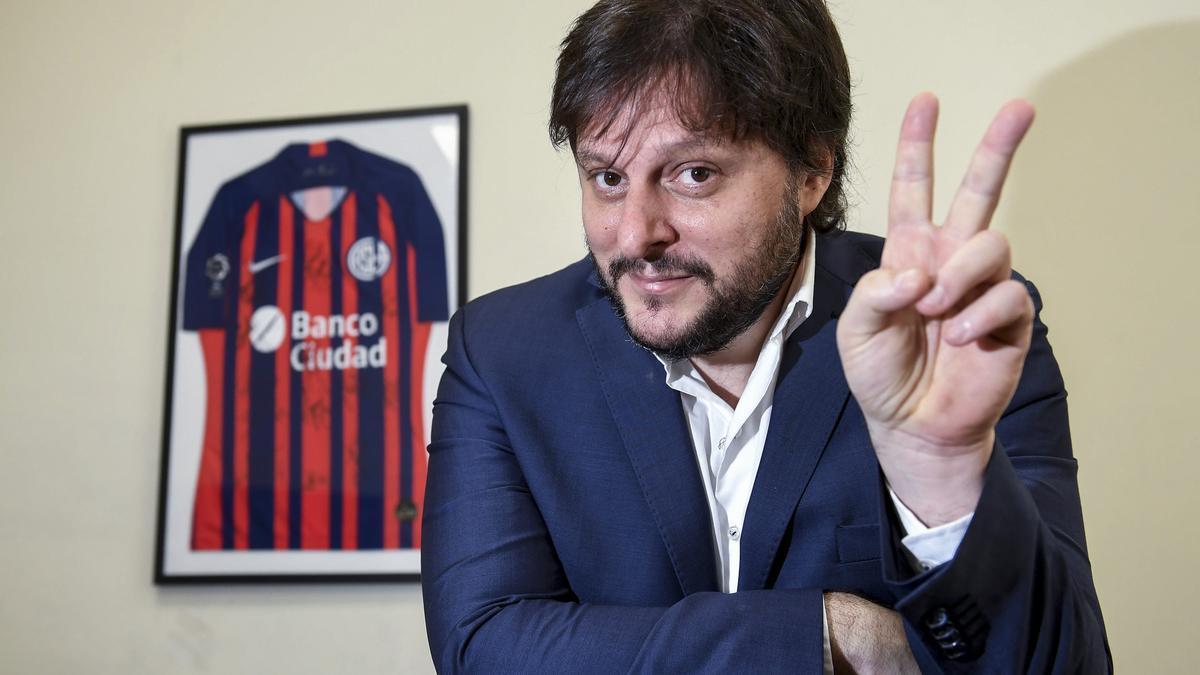 Leandro Santoro defendió que Internet sea declarado como servicio público y criticó a Horacio Rodríguez Larreta.