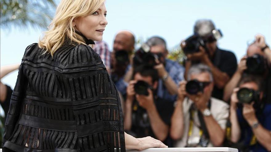 """""""Carol"""", una gran historia de amor con Cate Blanchett que seduce en Cannes"""