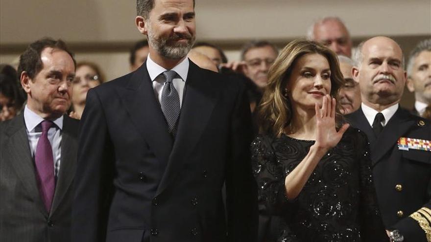 Los Reyes visitan Francia el 24 de marzo en su primer viaje de Estado