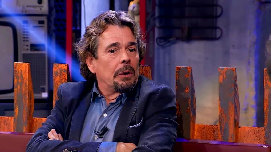 Juan Muñoz en el programa de José Mota