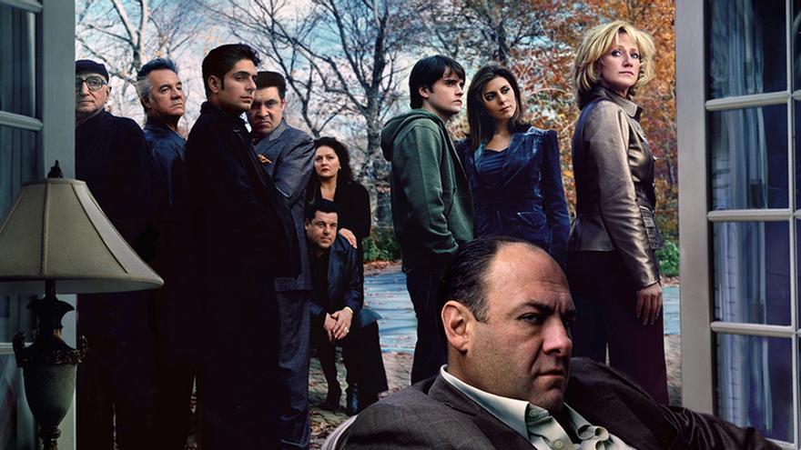 Los Soprano se estrenó en Estados Unidos en 1999 por el canal de televisión por cable HBO