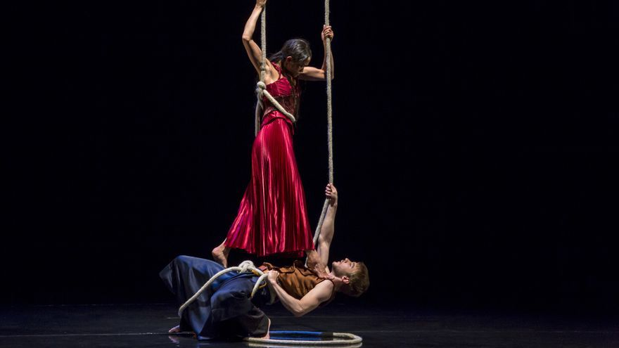 La danza también tendrá su espacio en la programación estival del FIS.   Gregory Batardon