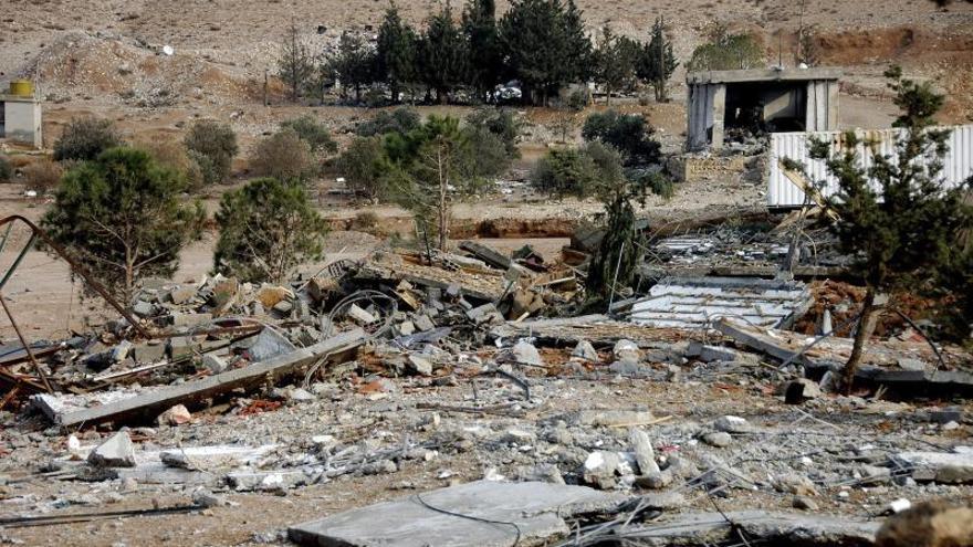 Al menos 11 muertos en bombardeo del régimen sirio en las afueras de Damasco