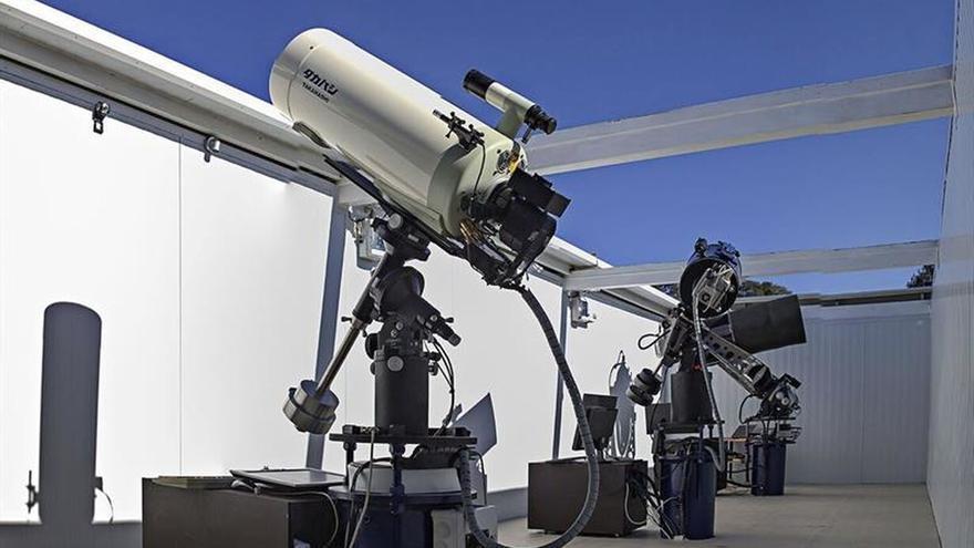 Extremadura alquila cada noche su cielo para astrónomos de todo el mundo