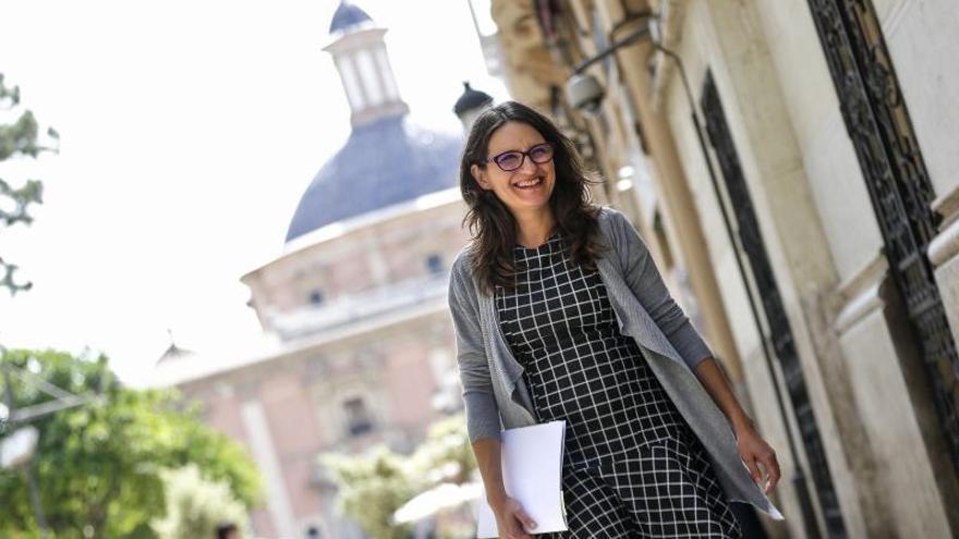 La vicepresidenta valenciana y consellera de Políticas Inclusivas, Mónica Oltra