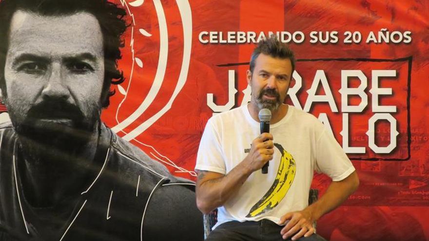 Pau Donés recuerda cuando el público en Puerto Rico le pidió terminar su actuación