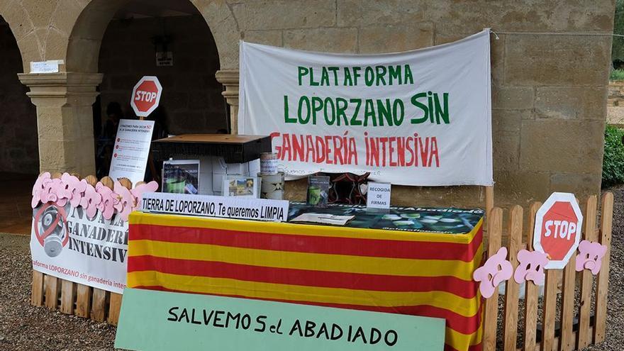 La coordinadora estatal Stop Ganadería Industrial quedó formalmente fundada hace unos días en Minglanilla (Cuenca) tras el impulso de la plataforma de Loporzano