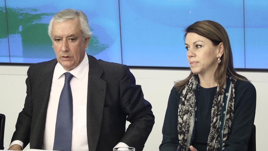 Las acusaciones piden que Cospedal, Arenas y Álvarez-Cascos expliquen ante Ruz las donaciones al PP