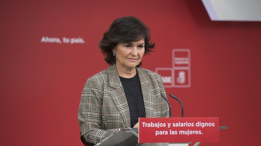 El PSOE ultima una ley de igualdad salarial con sanciones a empresas que paguen menos a mujeres que a hombres