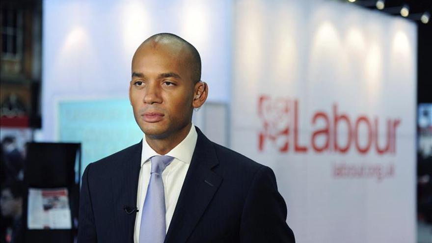 Umunna retira su candidatura al liderazgo laborista