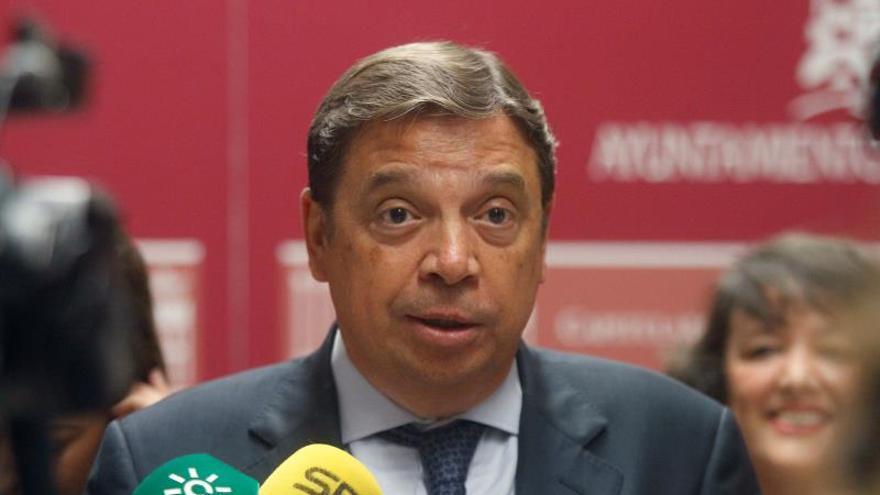 Luis Planas es razonablemente optimista de que España no perderá fondos de la PAC