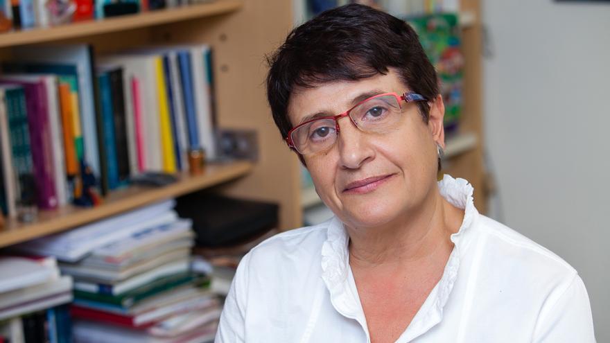 Elena Martín, catedrática de Psicología Evolutiva y de la Educación.