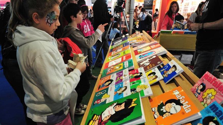 Comienza en Buenos Aires la 26ª Feria del Libro Infantil y Juvenil