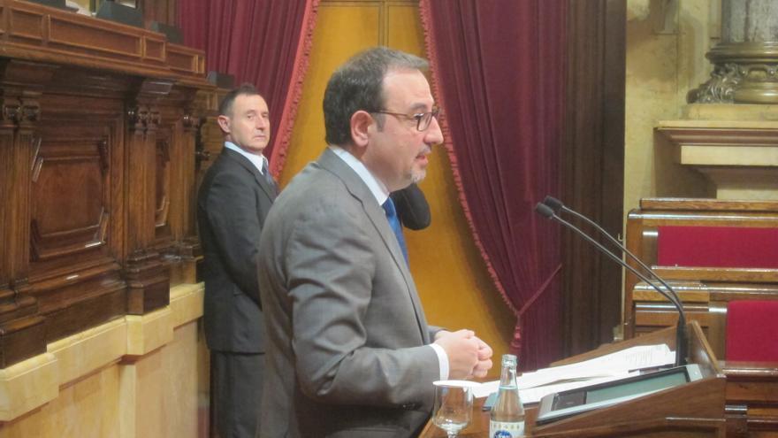 El Gobierno catalán dice que los ataques a partidos no han aumentado y los desvincula de la consulta