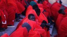 El porcentaje de refugiados apenas ha aumentado en las últimas décadas