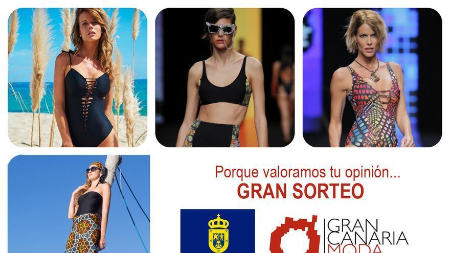 Firmas de Gran Canaria Moda Cálida ofrecen creaciones para un gran sorteo
