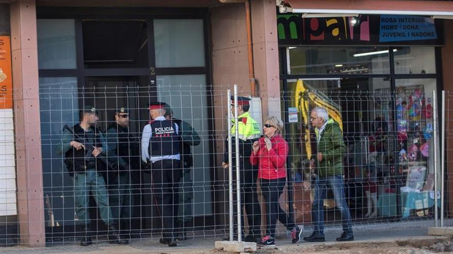 La Fiscalía acusa de terrorismo y rebelión a la responsable de los CDR detenida