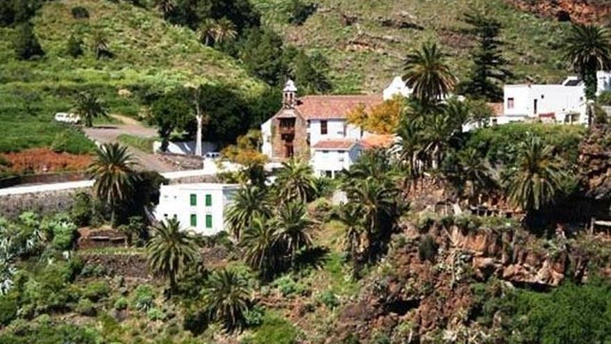 Santuario de Las Nieves.