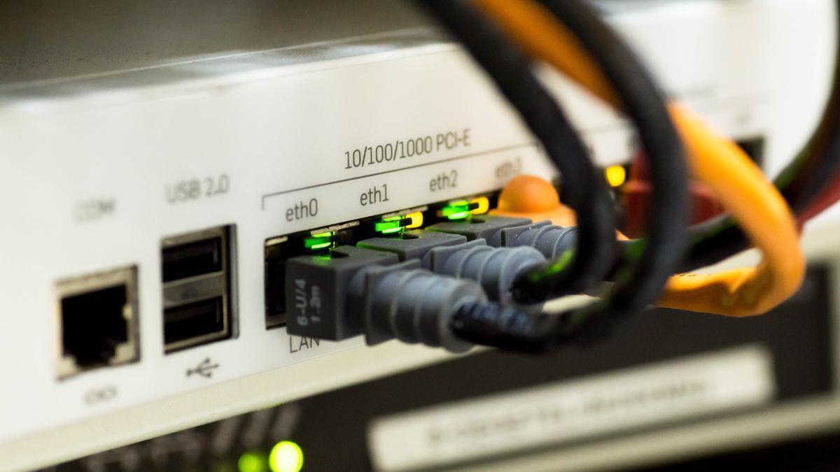 Las tarifas más baratas de fibra óptica.
