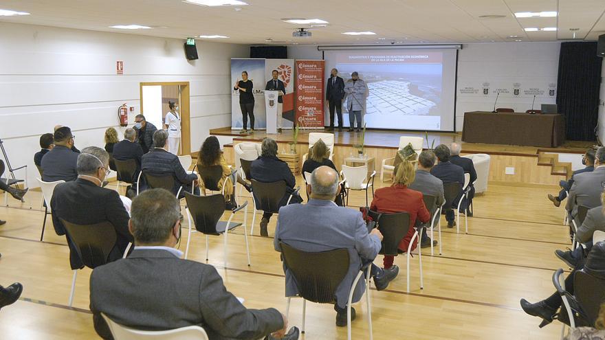 El Cabildo y el sector empresarial crean un frente común para reactivar la economía insular