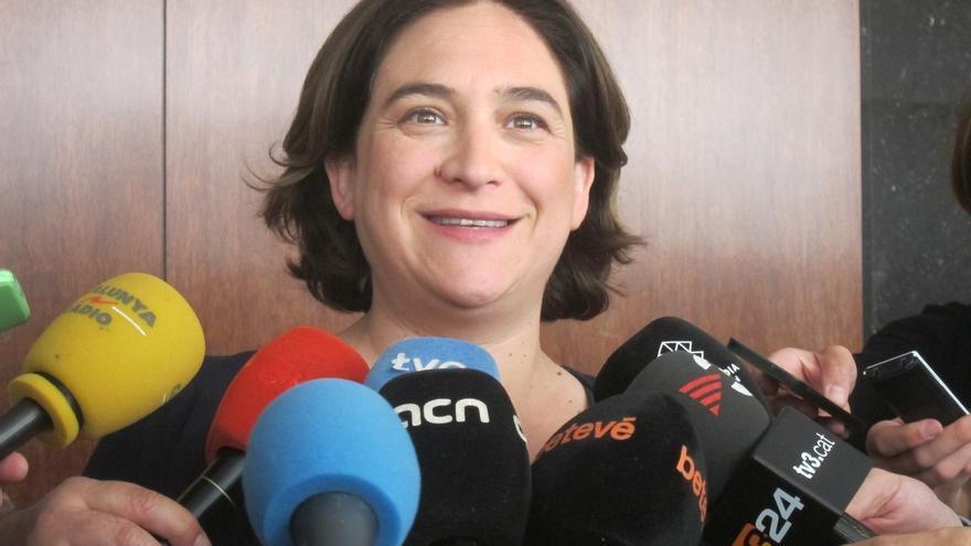 El PDeCAT de Barcelona pide a Colau que firme el decreto en apoyo al referéndum