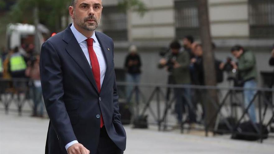 Vila reprocha al Gobierno que no explicitara su compromiso de no aplicar 155