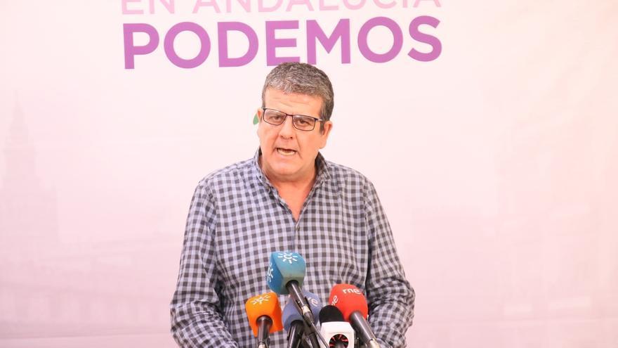 """Podemos no acudirá al acto de entrega de las Medallas por su rechazo al """"uso partidista"""" de la simbología andaluza"""