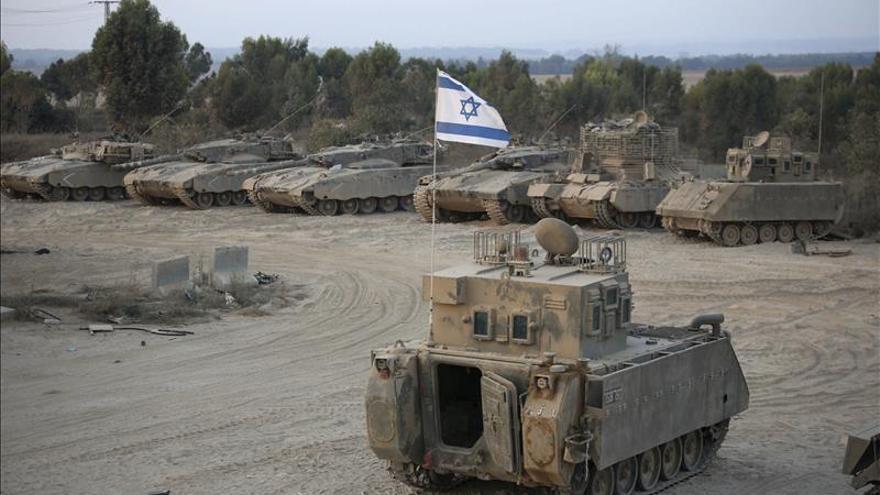 El Ejército israelí reanuda los ataques sobre Gaza tras el lanzamiento de cohetes