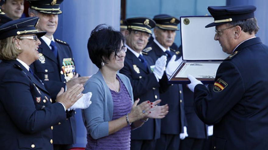 Del acto del Día de la Policía #4