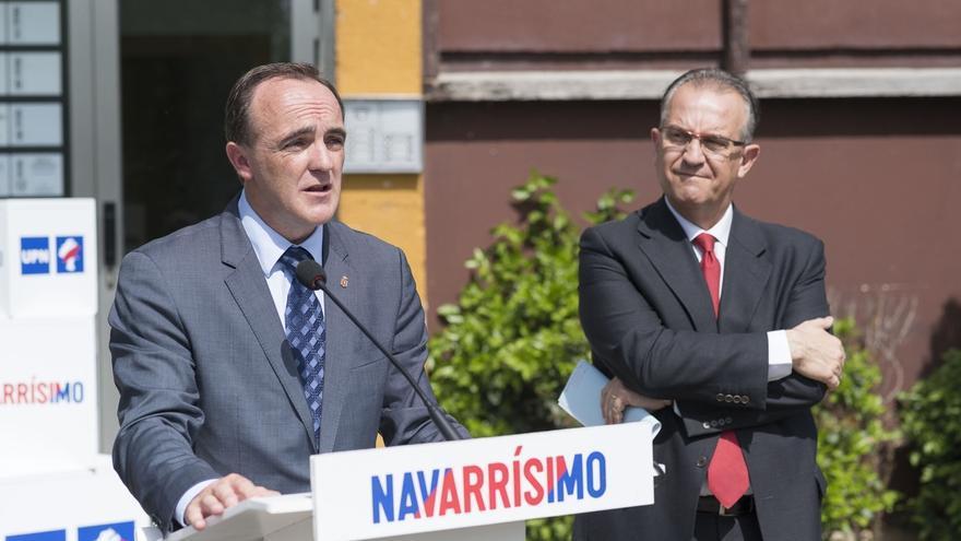 Javier Esparza propone aumentar el gasto en investigación y destinar en 2020 el 3% del PIB de Navarra a I+D+i