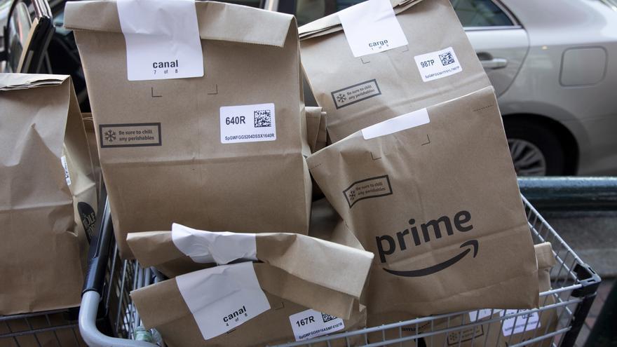 El comercio electrónico despega en India, un mercado asolado por la pandemia
