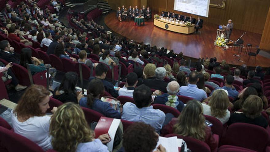Las Palmas de Gran Canaria (Las Palmas) 31.10.13. XXXI Jornada de Derecho del trabajo y Seguridad Social. Foto Quique Curbelo
