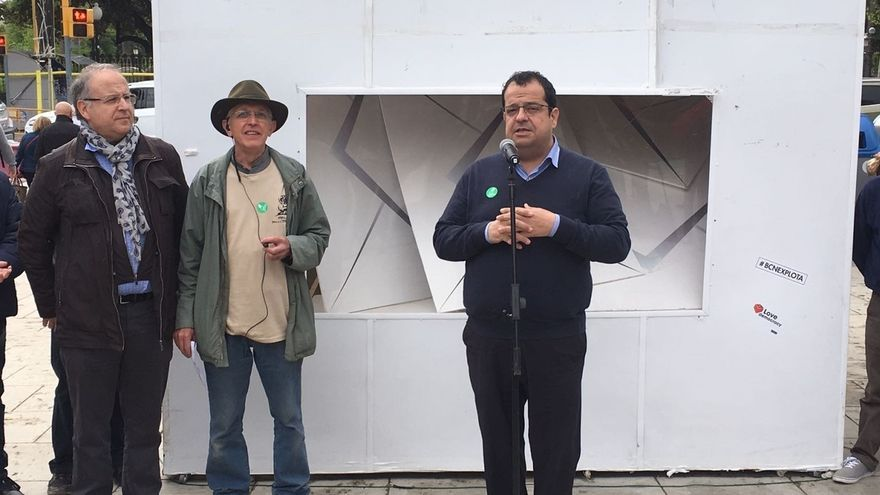 "El Pacte pel Referèndum pide a Rajoy ""una solución política"" al referéndum"