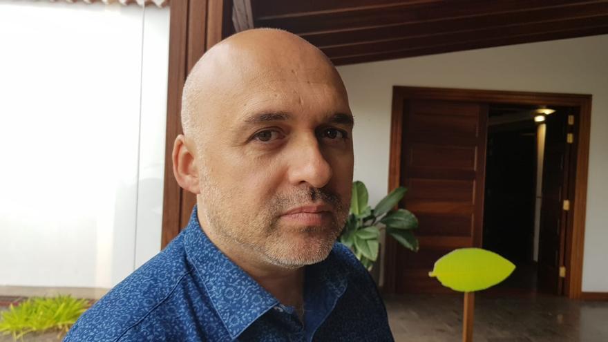 El escritor y guionista Nicolás Melini.