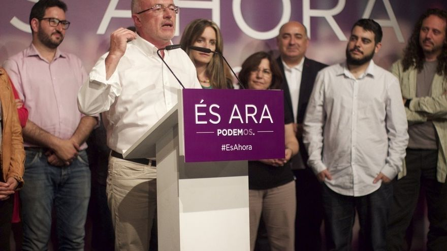 Podemos convoca a sus bases para que a partir del lunes elijan el sistema de votación para la II Asamblea Valenciana
