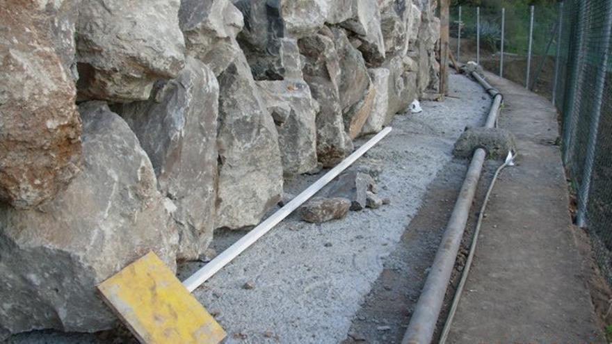 De las obras ilegales en Agaete #14