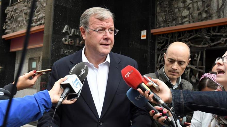 Nuevas conversaciones de Ulibarri implican a un consejero de la Junta de Castilla y León
