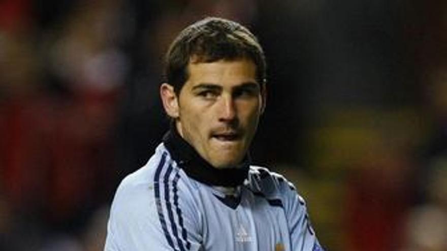 """Casillas: """"Todos queremos y deseamos estar en la final del 22 de mayo"""""""