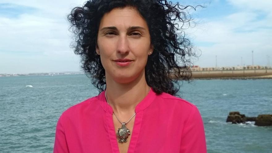 La sindicalista María del Mar Polanco, número uno de Más País al Congreso por Cádiz