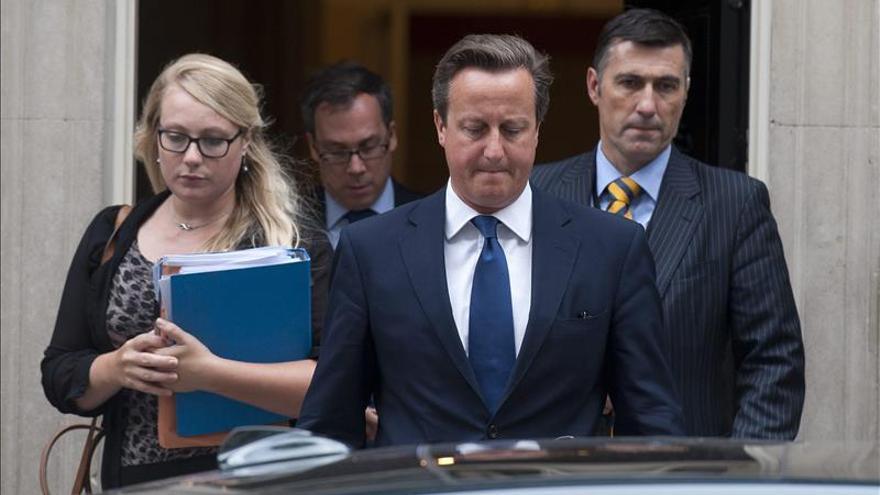 Londres trabaja para verificar la ejecución del rehén británico del EI
