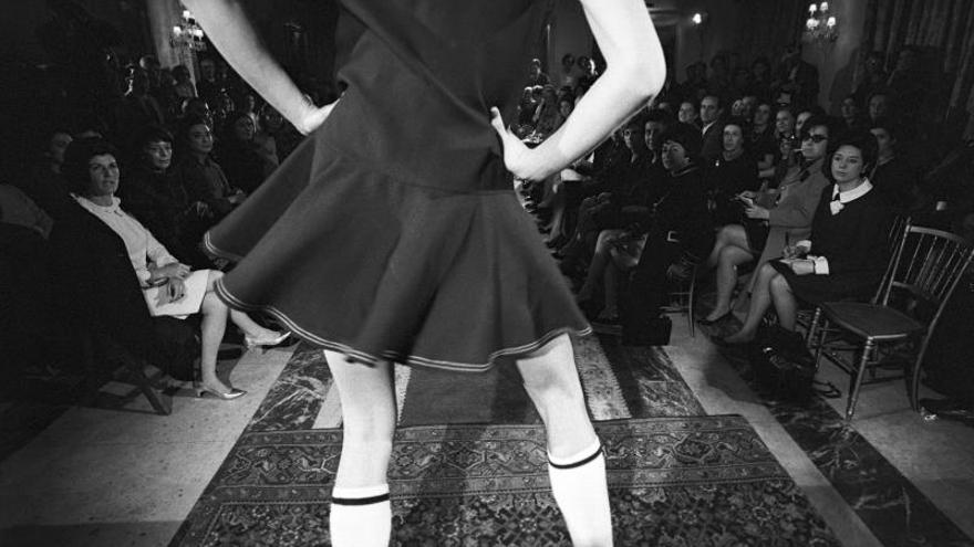 Mary Quant, la minifalda y la liberación de la mujer