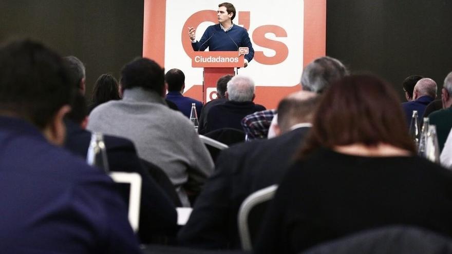 La Ejecutiva de Ciudadanos no logra que los Estatutos fijen la sede del partido en Madrid y de momento figura Barcelona