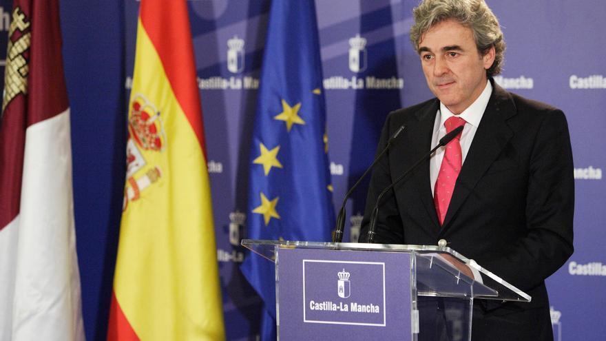 Leandro Esteban, portavoz del Gobierno y consejero de Presidencia de Castilla-La Mancha / Foto: JCCM