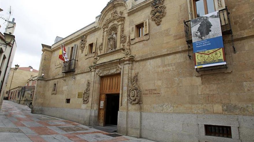Seu de l'Arxiu de Salamanca.